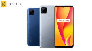 Realme C15 Launch With Helio G35 Processor, know about Specification