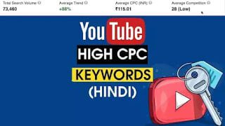 Youtube Low Competition Keywords List 2021 - Seo Tips