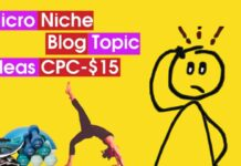Low Competition Keywords List | Micro Niche Blog Topics 2022